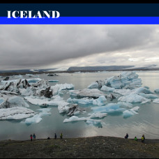 Iceland Water Road (ID 675)