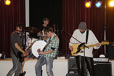 Sandsofa Studios - Hippie House Jam Band