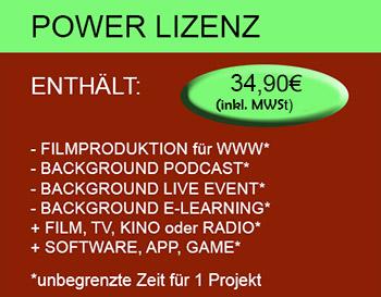 Power Lizenz 34,90€