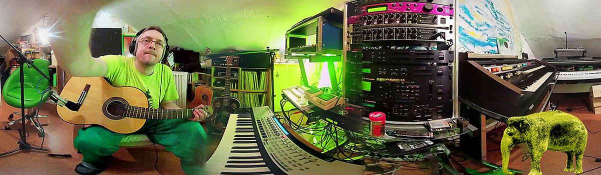 Sandsofa Studios - Lobo Loco